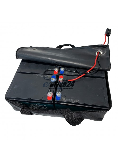 Batterie - Blei Akku 48V12Ah