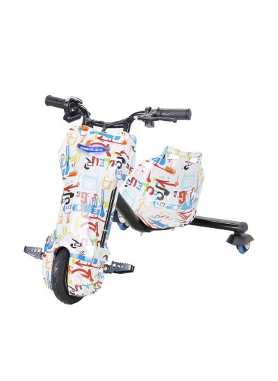 Driftscooter Drifter (360 Drift Trike) für Kinder 250 Watt