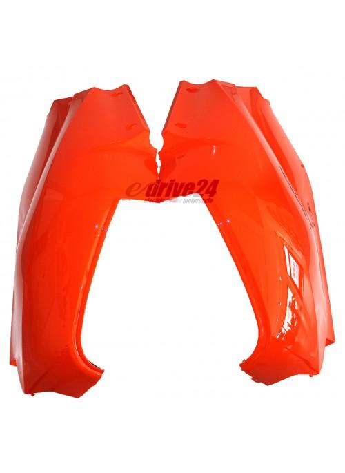 Fahrgestell (Tank) Verkleidung - orange City Max R1